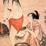 Girls Pearl Divers – Kitagawa Utamaro